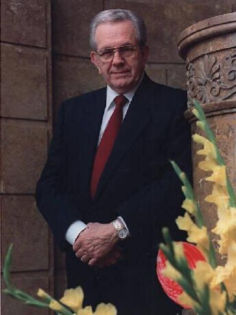 Boyd K. Packer photo