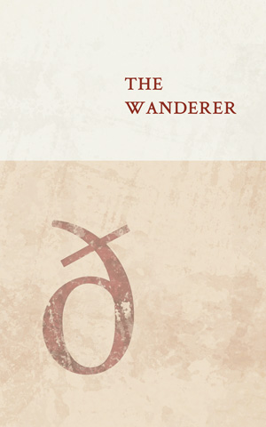 Old English edition of <i>The Wanderer</i>