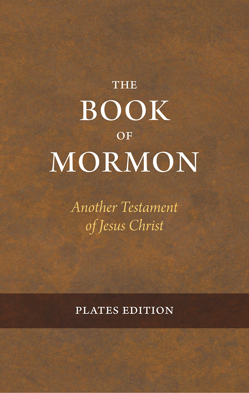The Book of Mormon: Plates Edition