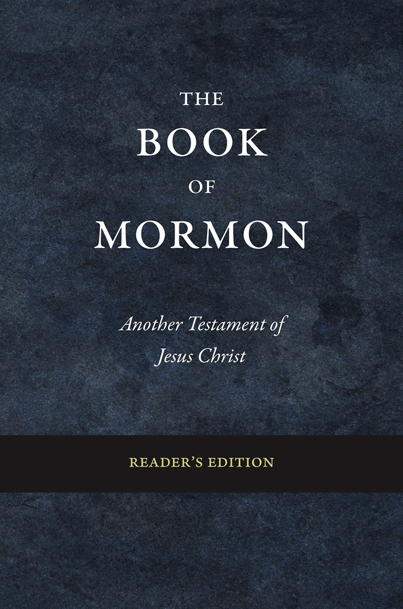 The Book of Mormon: Reader's Edition